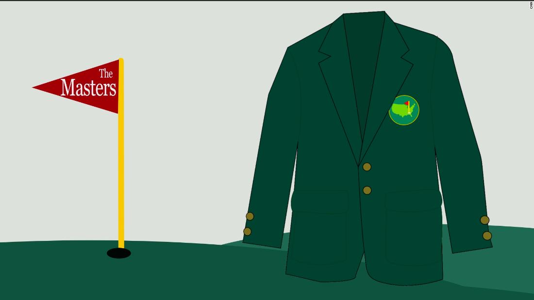 This former Masters champ 'forgot' to return his green jacket