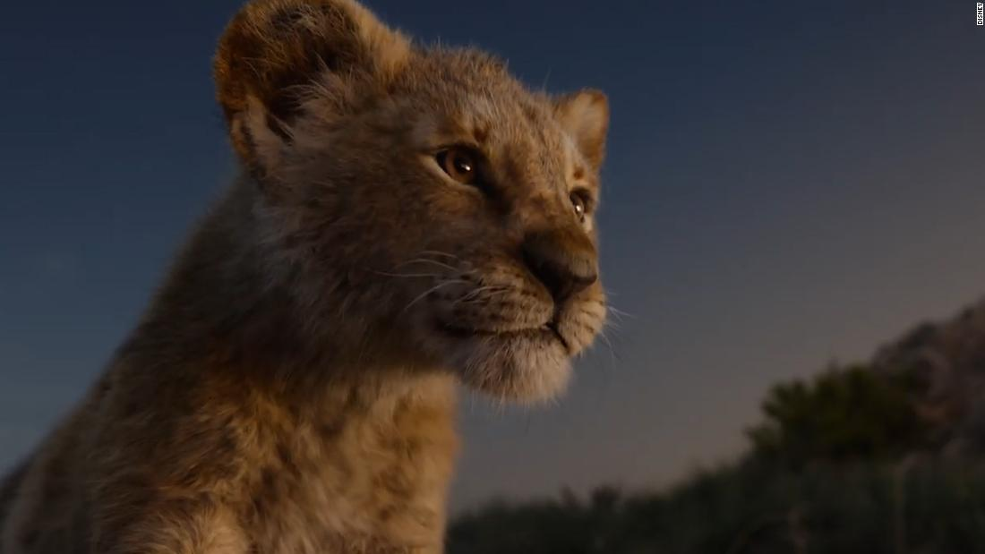Beyoncé and Donald Glover have us feeling the 'Lion King' love