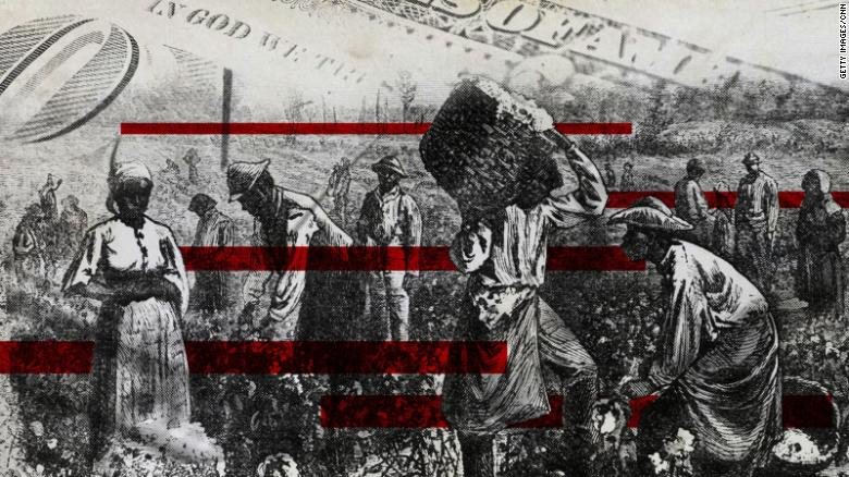 California passes a first-of-its-kind law to consider reparations for slavery