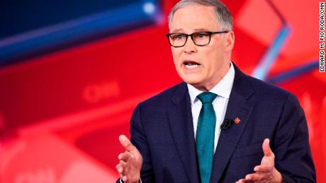 Inslee: Would've grounded Boeing plane after first crash