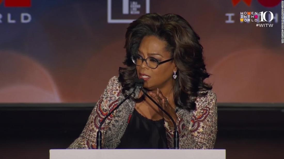 Oprah Winfrey will not spend money on avocados