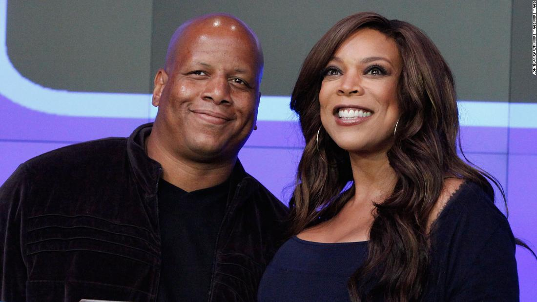 Wendy Williams' husband out as executive producer of her talk show amid divorce