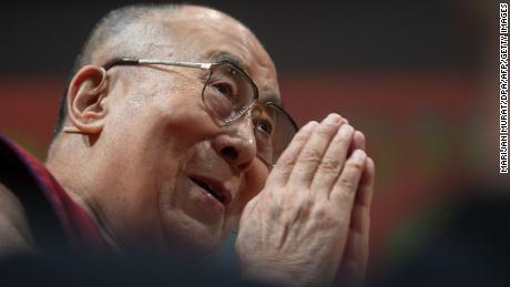 The history of the Dalai Lama's exile