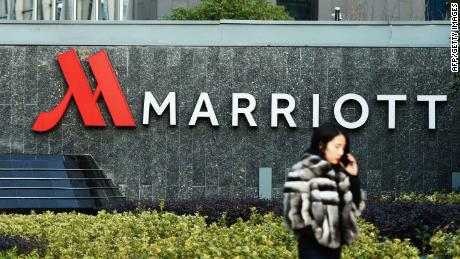 A Marriott property in Hangzhou. China, the strongest growth driver for the company's international business, is a key part of its expansion plan this year.