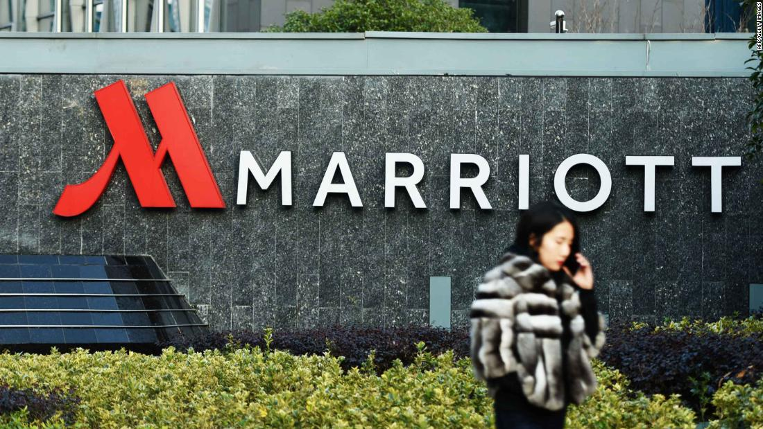 Marriott's big bet on Asia: 300 new hotels, butlers on WeChat and 60-second check-in