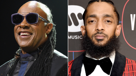 Stevie Wonder playing Nipsey Hussle's funeral is just what the