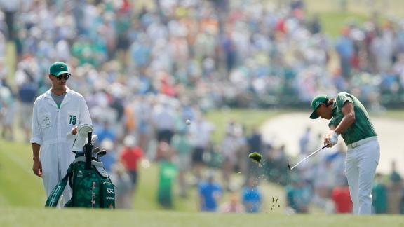 America's Fowler finished behind countryman Patrick Reed last year.