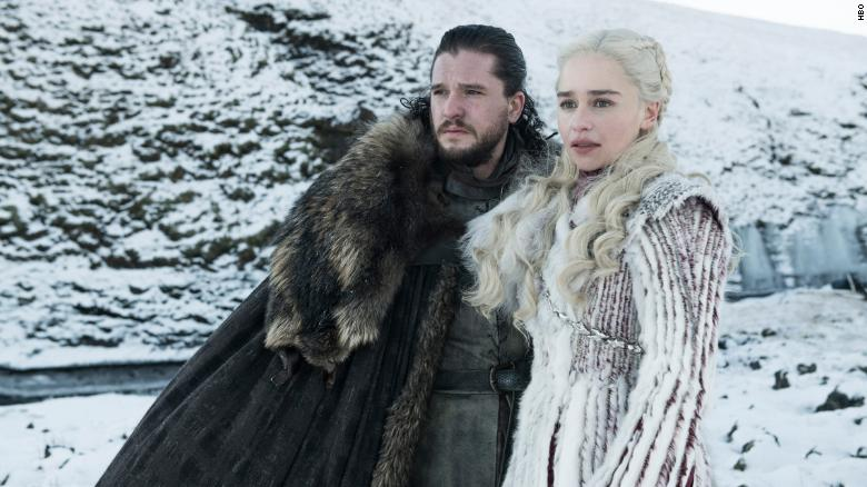 The finale is going to be what happens between Jon Snow and Daenerys, predicts 'Thrones' expert Jamie East.