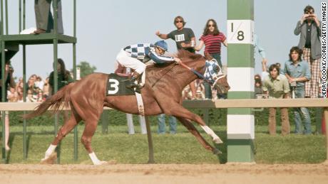 Secretariat How It Felt Riding The Greatest Racehorse Cnn
