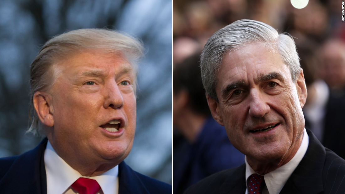 The control-F search you should do on the Mueller report