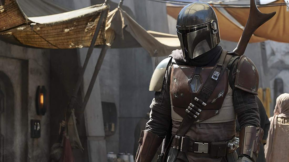 'The Mandalorian' and Marvel blur line between movies and streaming