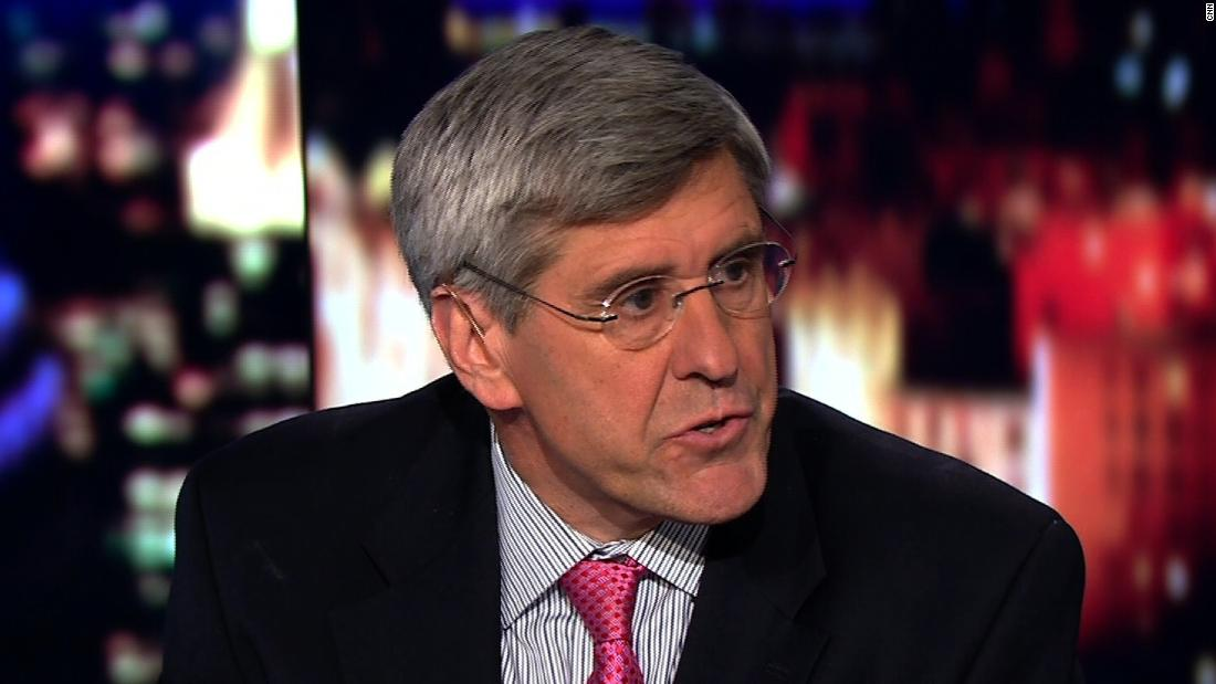 Trump Fed pick Stephen Moore called it a 'travesty' that women 'feel free' to play sports with men