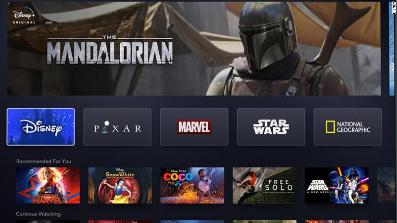 See what Disney's new streaming service will look like