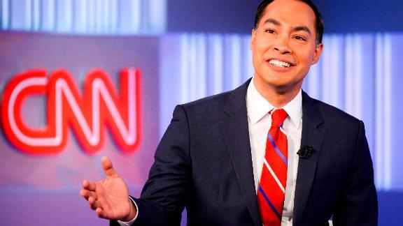 CNN Town Hall with Julian Castro