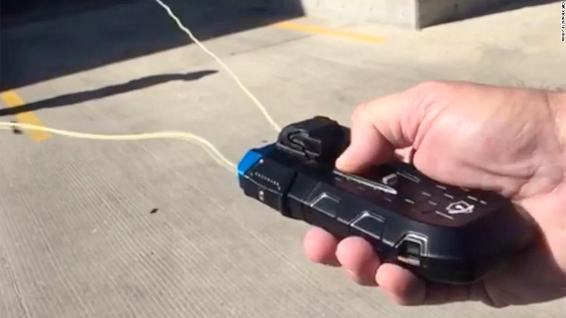 This 'Batman-style' gadget could come to a police force near you