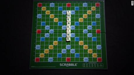 The new words join the existing 276,000 phrases in the Scrabble dictionary.