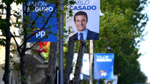 A PP campaign poster