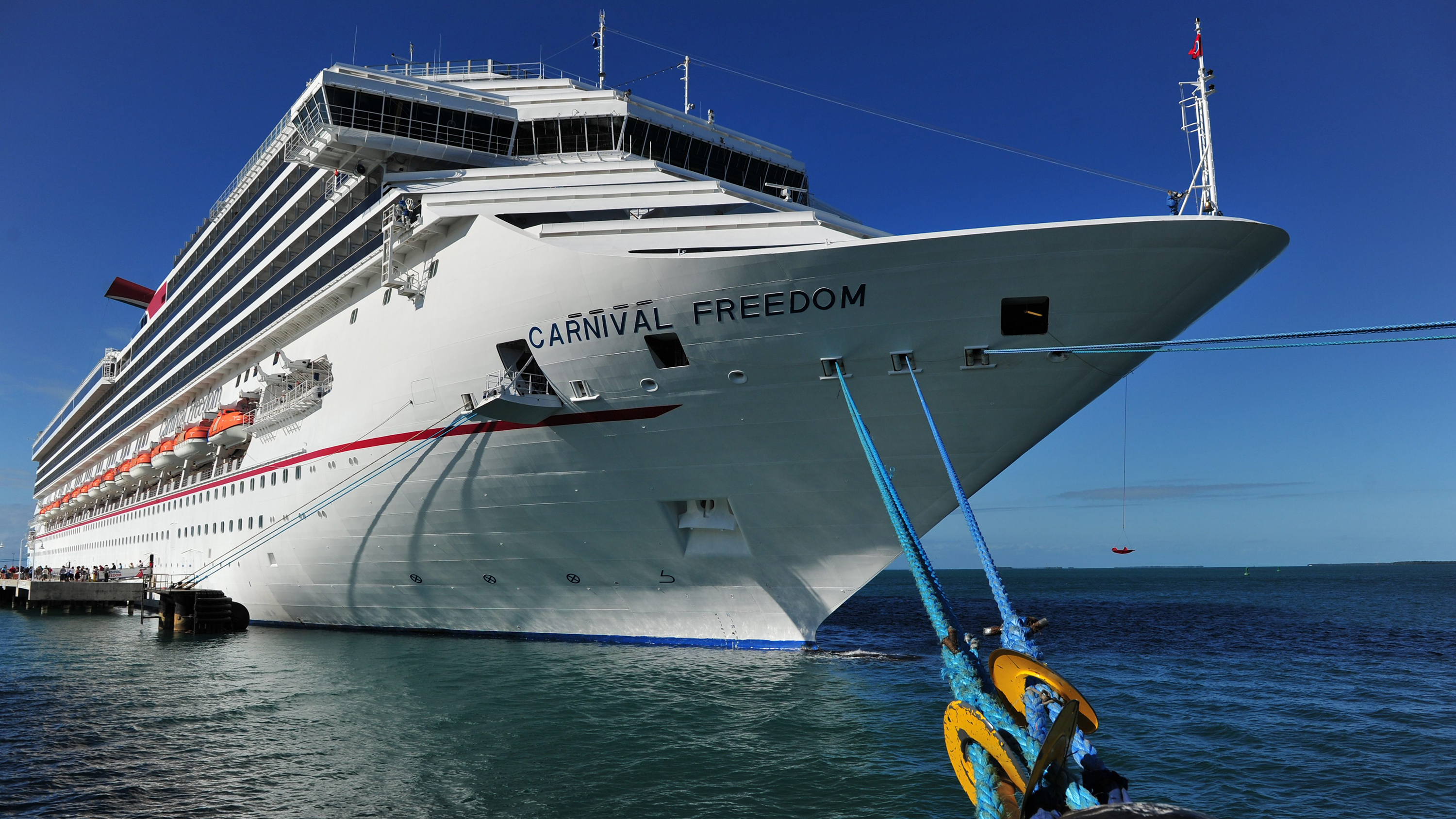 Carnival Cancels Cruises Through July And Plans To Phase In Service In August Cnn Travel