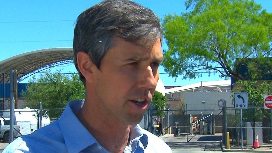 O'Rourke says Trump 'provoking yet another war' by sending more troops to the Middle East
