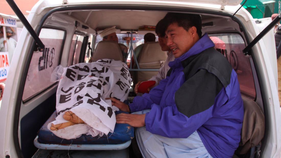 At least 20 killed in market blast in Pakistani city of Quetta