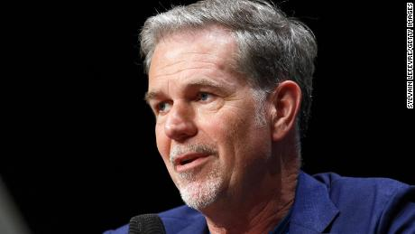 Reed Hastings is shipped on Facebook when competition with Netflix warms up