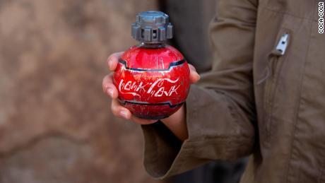 Coke's new Star Wars products look like little droids