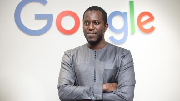 Moustapha Cisse, Africa team lead at Google AI.