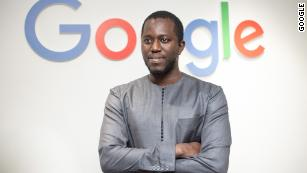 Moustapha Cisse, Africa team lead at Google AI.