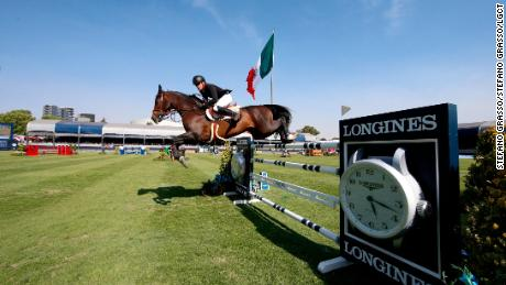 Guery is one of three Belgians inside the top seven of the overall LGCT rankings.