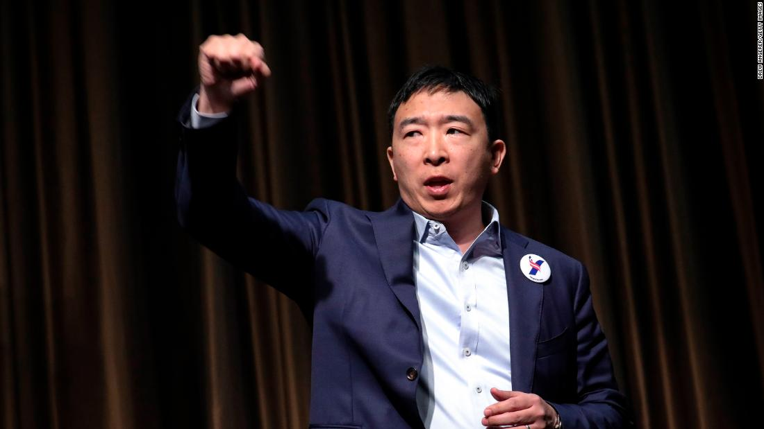 Is Andrew Yang being unfairly ignored?