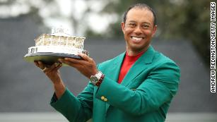 Tiger Woods seals fifth Masters title and 15th major