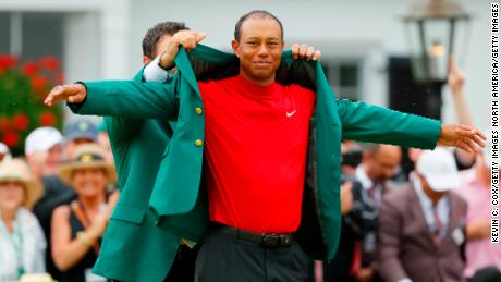 Tiger Woods completes comeback to win Masters