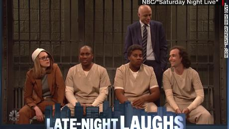 'SNL' spoofs Michael Avenatti and Lori Loughlin