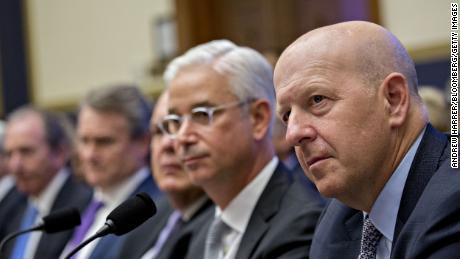 Goldman Sachs' bonuses fell 20% -- and so did its profit