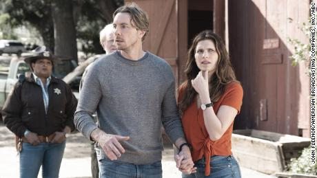 Dax Shepard, Lake Bell in 'Bless This Mess' (ABC/John Fleenor)