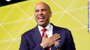 In photos: Presidential candidate Cory Booker