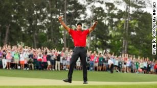 52c413aed Tiger Woods' Masters victory made Nike a winner - CNN