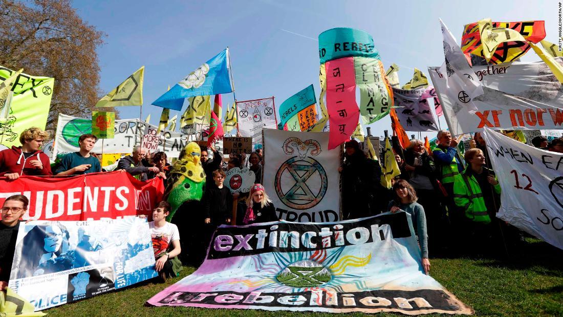 extinction rebellion - photo #45
