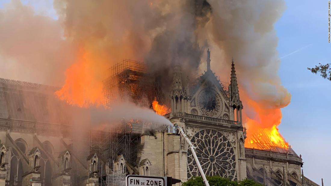 Why Notre Dame Cathedral is so important to Catholics worldwide