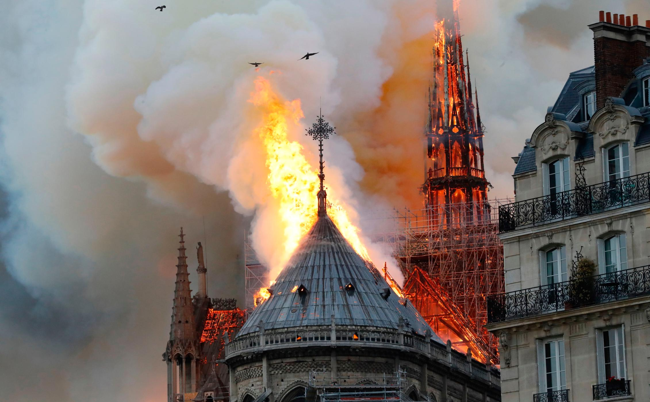 Notre Dame Cathedral Will Not Hold Christmas Mass For First Time In 200 Years Cnn Video