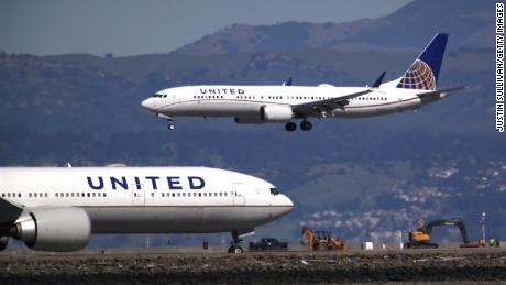 United Airlines is canceling 737 Max flights through early July