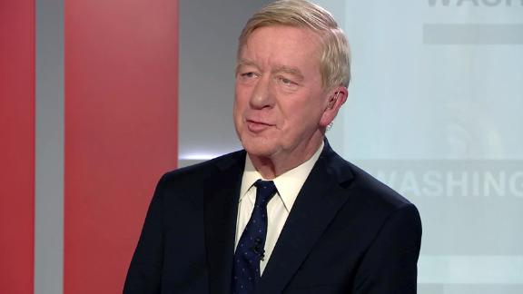Bill Weld announces that he will run against Donald Trump in 2020.