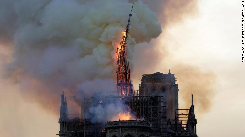 Fundraising For Notre Dame Led By France S 3 Richest