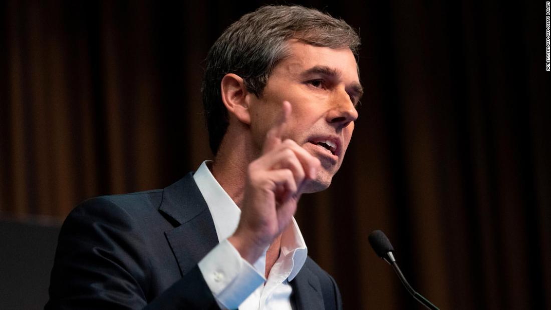 Beto O'Rourke proposes 'war tax' as part of veterans' plan