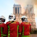20 notre dame fire UNFURLED