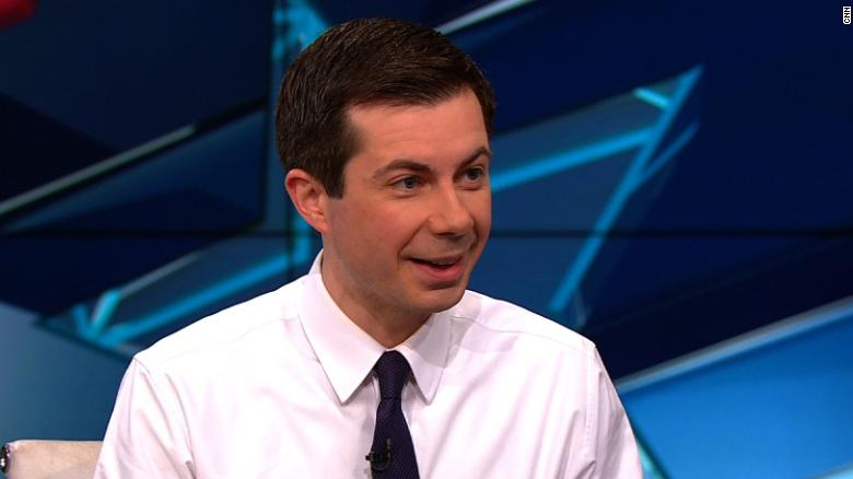 Buttigieg pledges to 'do better' at building more diverse following