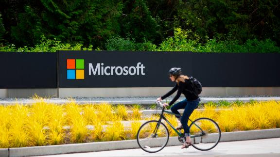 Microsoft is upping its sustainability efforts.