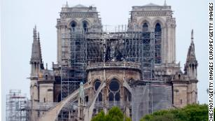How to rebuild a gothic cathedral: The future of Notre Dame