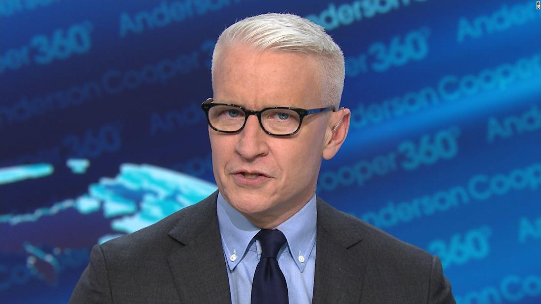 Cooper: If Trump's not worried, why is he tweeting?