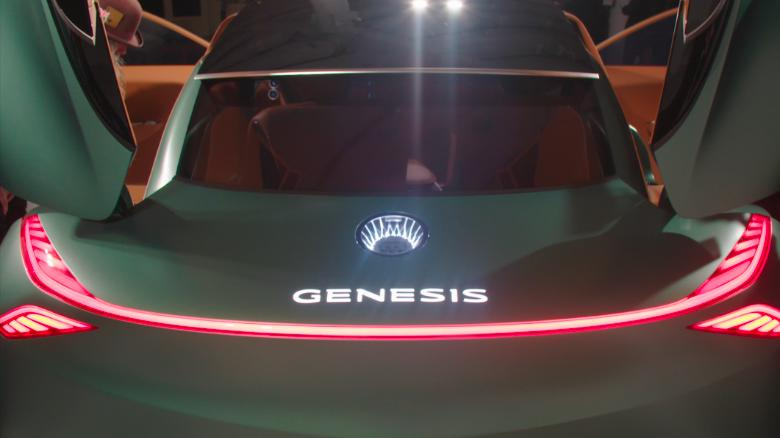 New Genesis Suv Could Be A Game Changer For Hyundai S Luxury Brand Cnn